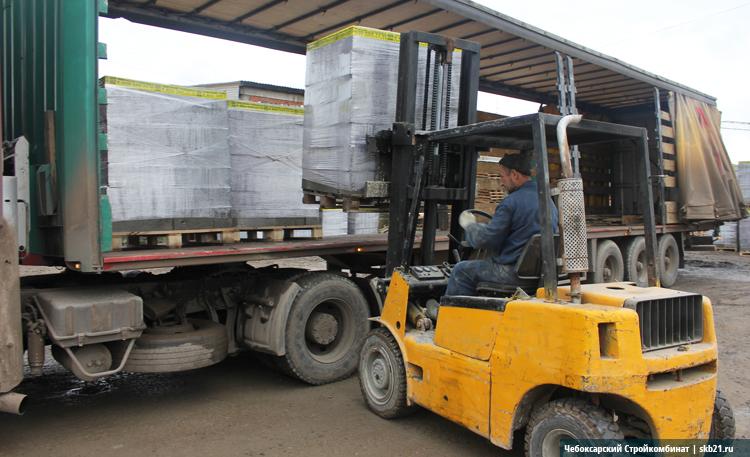 Керамзитобетонные блоки с доставкой в Рязань